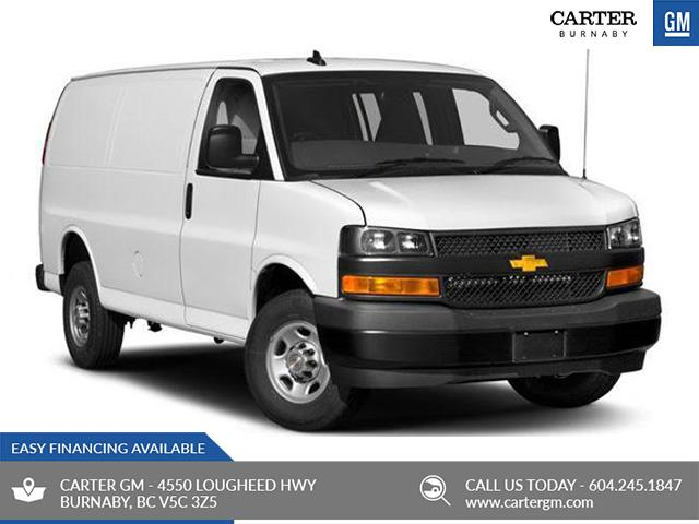 2020 GMC Savana 3500 Work Van (Stk: 80-15910) in Burnaby - Image 1 of 1