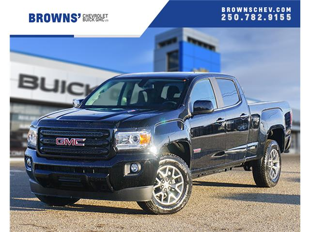 2020 GMC Canyon All Terrain w/Cloth (Stk: T20-1003) in Dawson Creek - Image 1 of 16
