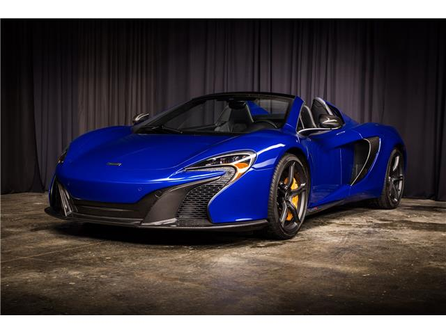 2015 McLaren 650S Spider  (Stk: MV0147A) in Calgary - Image 2 of 22