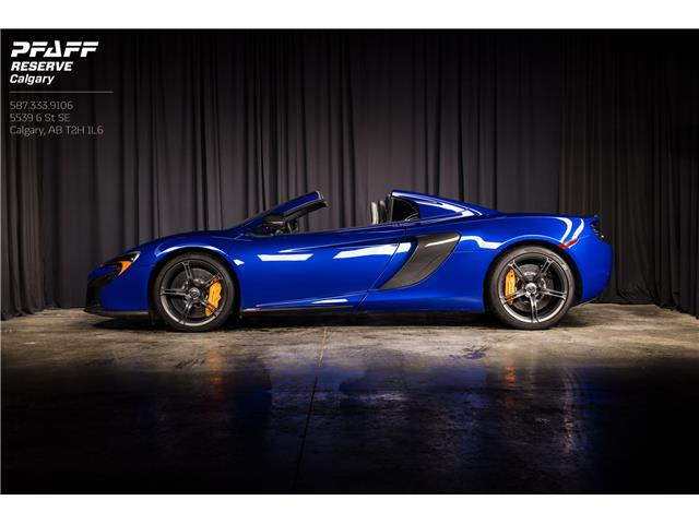 2015 McLaren 650S Spider  (Stk: MV0147A) in Calgary - Image 1 of 22