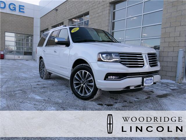 2017 Lincoln Navigator Select (Stk: K-2708A) in Calgary - Image 1 of 22