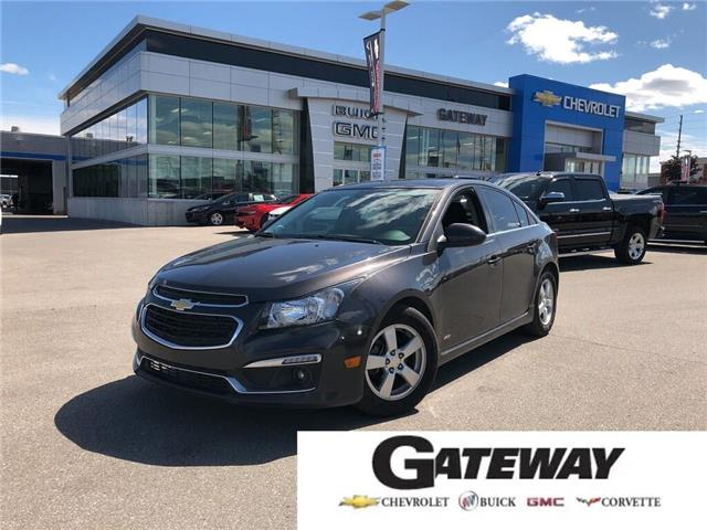 2015 Chevrolet Cruze 1LT|W/ RS Package|Sunroof|Rear Camer| (Stk: PA18449) in BRAMPTON - Image 1 of 20