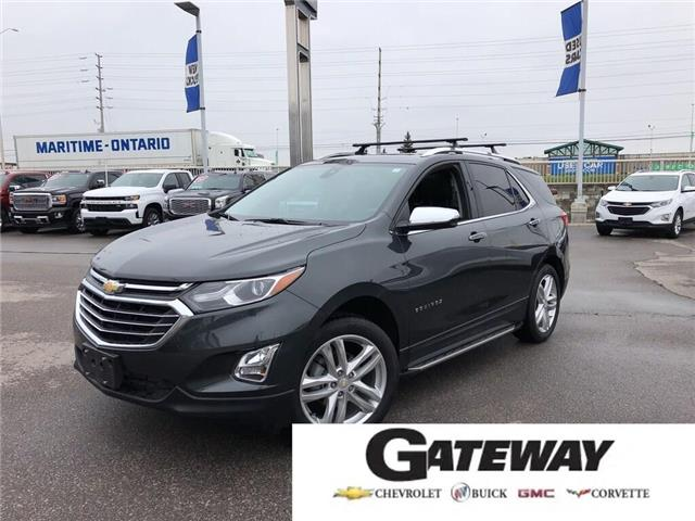 2018 Chevrolet Equinox Premier|SUNROOF|LEATHER|AWD| (Stk: PL18813) in BRAMPTON - Image 1 of 22