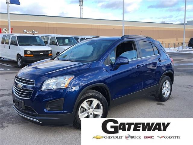 2016 Chevrolet Trax LT\ SUNROOF \ REAR CAMERA \ BLUETOOTH \ (Stk: 223328A) in BRAMPTON - Image 1 of 20