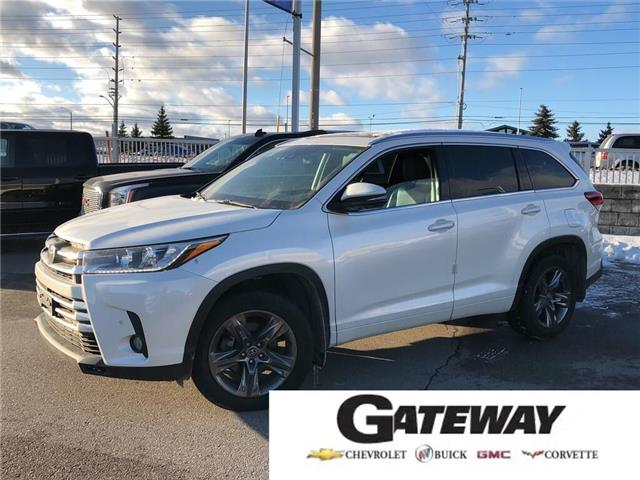 2017 Toyota Highlander Limited (Stk: 265219A) in BRAMPTON - Image 1 of 1