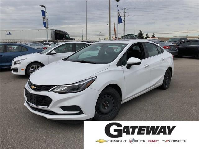2017 Chevrolet Cruze LT|SUNROOF|BLUETOOTH|ONE OWNER| (Stk: 347259A) in BRAMPTON - Image 1 of 2