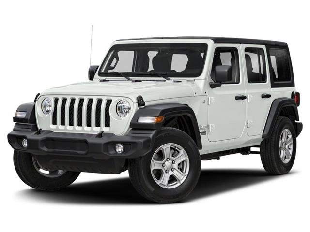 2020 Jeep Wrangler Unlimited Sahara (Stk: L210359) in Surrey - Image 1 of 9