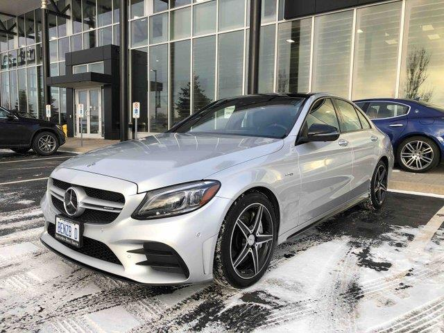 2020 Mercedes-Benz AMG C 43 Base (Stk: 20MB074) in Innisfil - Image 1 of 29