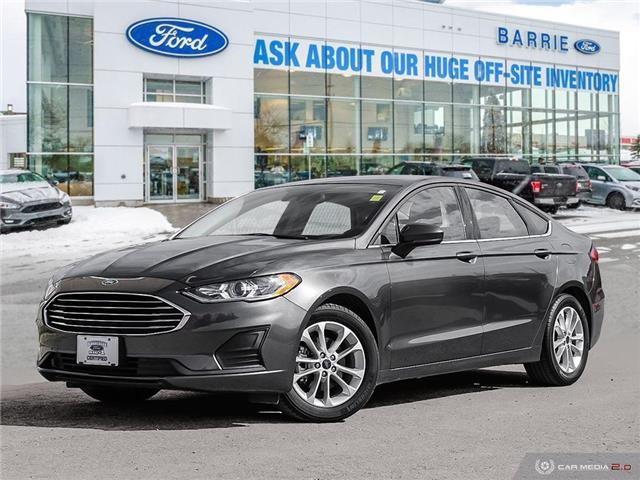 2019 Ford Fusion SE (Stk: 6399A) in Barrie - Image 1 of 27