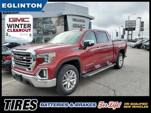 2020 GMC Sierra 1500 SLT (Stk: LZ153171) in Mississauga - Image 1 of 24