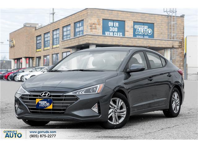 2019 Hyundai Elantra Preferred (Stk: 829482) in Milton - Image 1 of 20