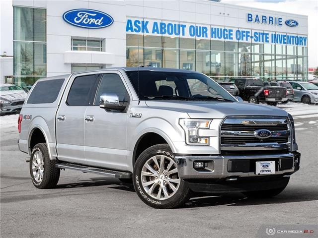 2015 Ford F-150 XLT (Stk: T0639A) in Barrie - Image 1 of 27