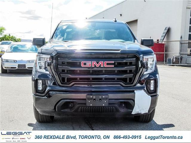 2019 GMC Sierra 1500 Elevation (Stk: Z297819) in Etobicoke - Image 2 of 22