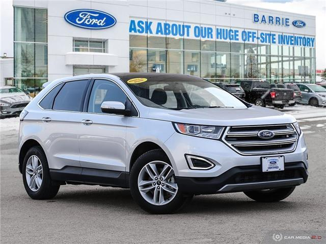 2016 Ford Edge SEL (Stk: T0791A) in Barrie - Image 1 of 27