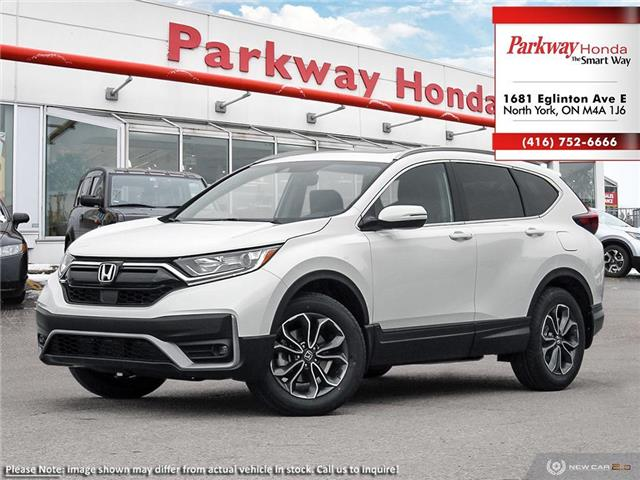 2020 Honda CR-V EX-L (Stk: 25044) in North York - Image 1 of 23