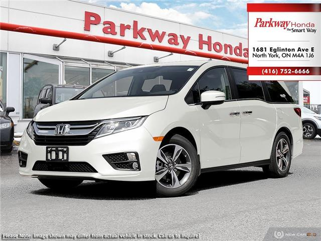 2020 Honda Odyssey EX-RES (Stk: 22025) in North York - Image 1 of 22