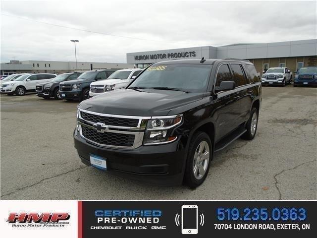 2018 Chevrolet Tahoe LT (Stk: 79448) in Exeter - Image 1 of 30
