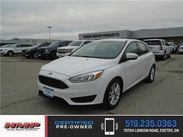 2016 Ford Focus SE (Stk: 85999) in Exeter - Image 1 of 27