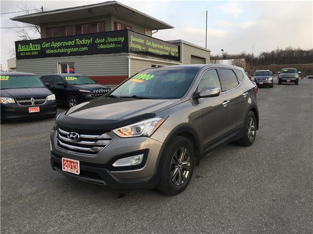 2013 Hyundai Santa Fe Sport 2.4 Luxury (Stk: 2608) in Kingston - Image 1 of 16