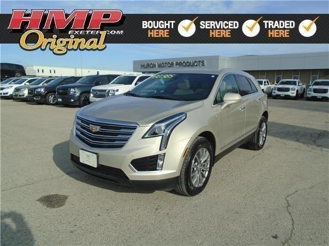 2017 Cadillac XT5 Luxury (Stk: 74741) in Exeter - Image 1 of 30