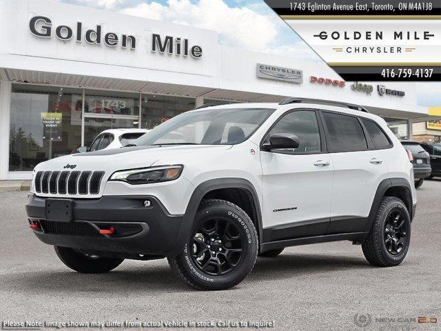 2020 Jeep Cherokee Trailhawk (Stk: 20064) in North York - Image 1 of 23