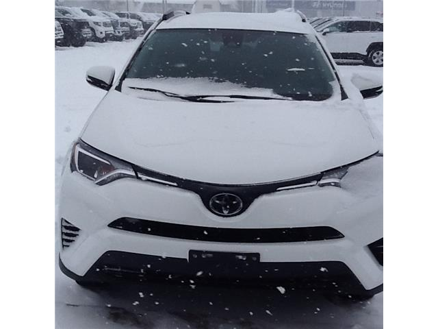 2018 Toyota RAV4 LE (Stk: p19188) in Owen Sound - Image 1 of 6