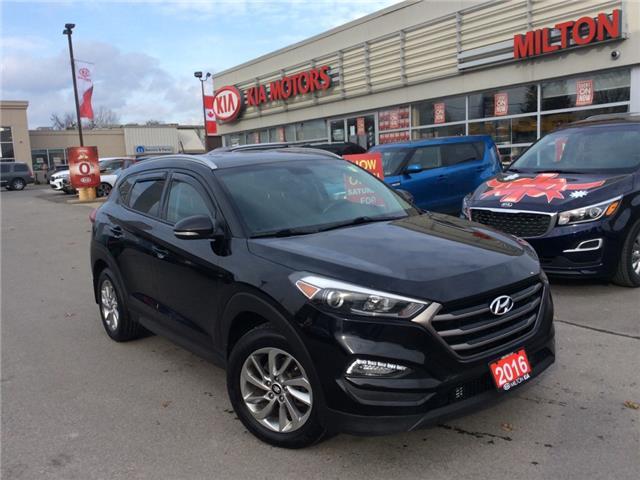 2016 Hyundai Tucson Premium (Stk: P0146) in Milton - Image 1 of 16