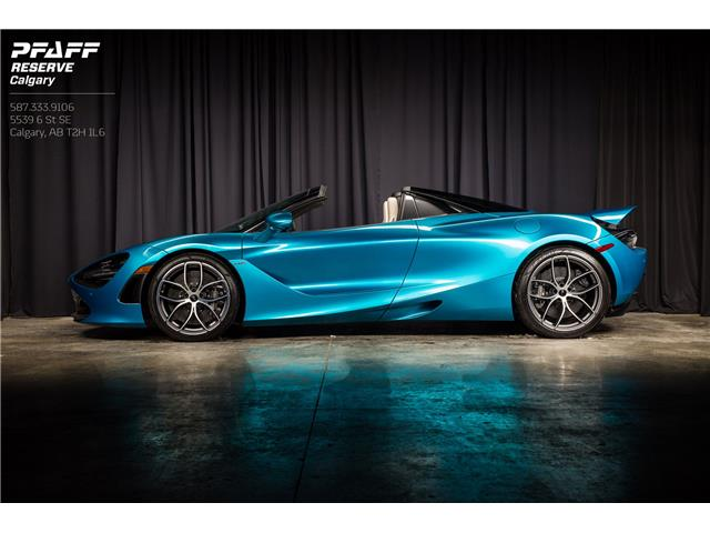 2020 McLaren 720S Spider Luxury (Stk: MV0277) in Calgary - Image 1 of 24