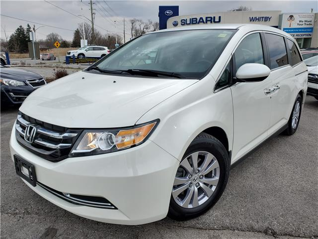2017 Honda Odyssey EX (Stk: 20S43A) in Whitby - Image 1 of 26