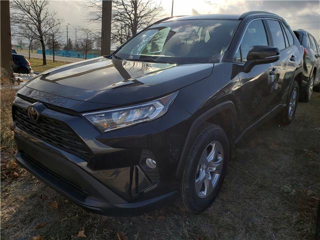 2020 Toyota RAV4 XLE (Stk: 20-380) in Etobicoke - Image 1 of 1
