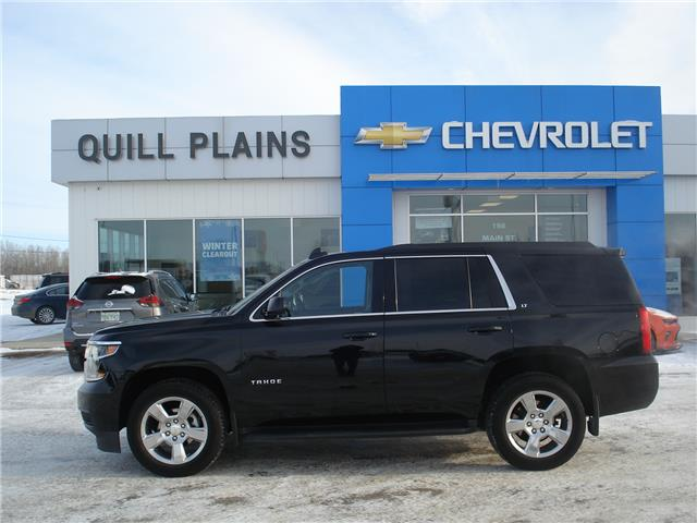 2019 Chevrolet Tahoe LT (Stk: 19P075) in Wadena - Image 1 of 15