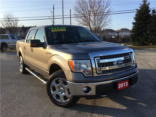 2013 Ford F-150 XLT (Stk: K545A) in Grimsby - Image 1 of 20