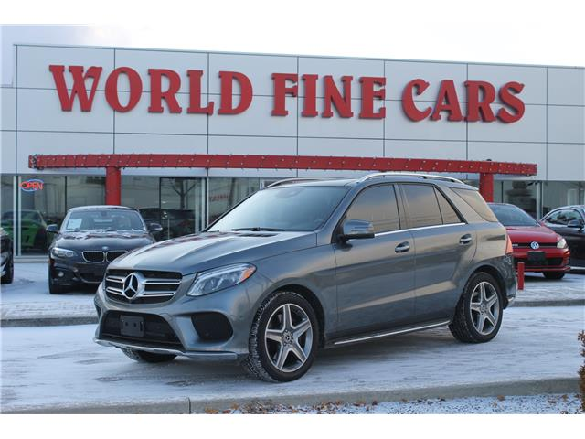 2019 Mercedes-Benz GLE 400 Base (Stk: 1248) in Toronto - Image 1 of 21
