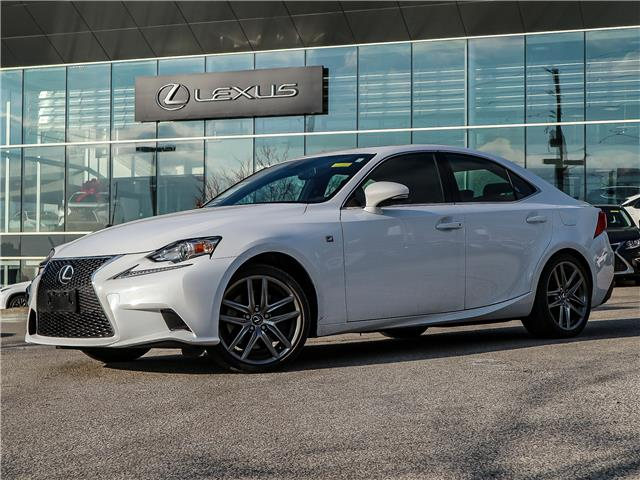 2016 Lexus IS 300 Base (Stk: 12725G) in Richmond Hill - Image 1 of 22