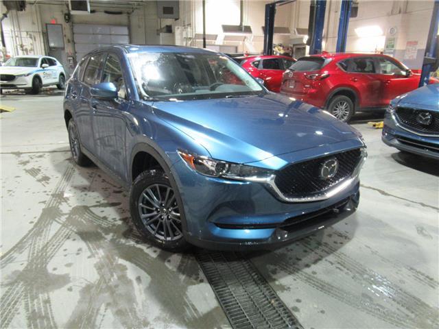 2019 Mazda CX-5 GS (Stk: M2390) in Calgary - Image 1 of 2