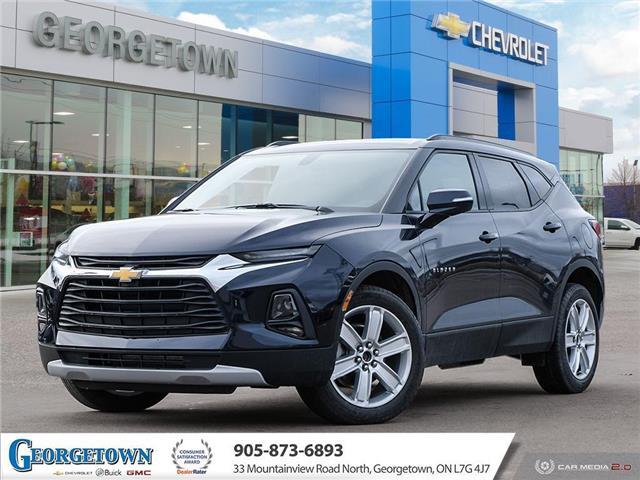 2020 Chevrolet Blazer LT 3GNKBHRS5LS577343 30936 in Georgetown