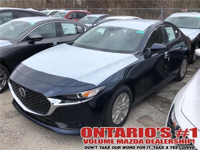 2019 Mazda Mazda3 GS (Stk: 81715) in Toronto - Image 1 of 5