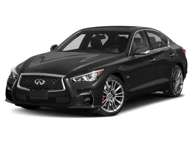 2020 Infiniti Q50 Signature Edition (Stk: H9135) in Thornhill - Image 1 of 9