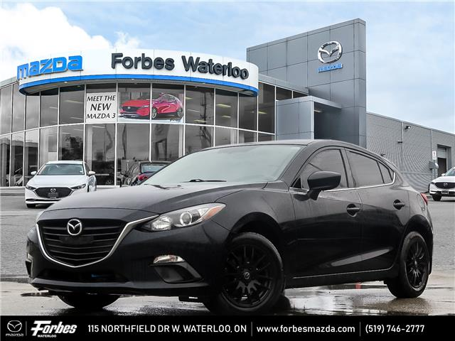 2016 Mazda Mazda3 Sport GS (Stk: A6473A) in Waterloo - Image 1 of 24