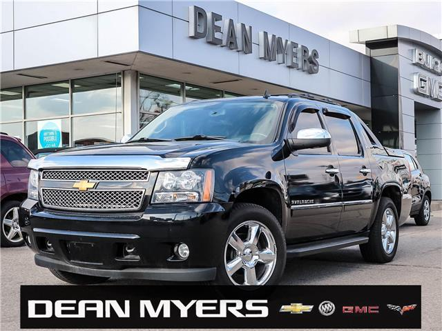 2012 Chevrolet Avalanche 1500 LTZ (Stk: 190707A) in North York - Image 1 of 22