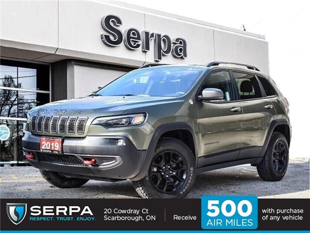 2019 Jeep Cherokee 27L Trailhawk Elite