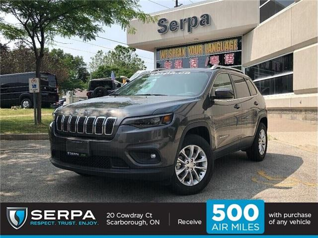 2019 Jeep Cherokee North (Stk: 194017) in Toronto - Image 1 of 19