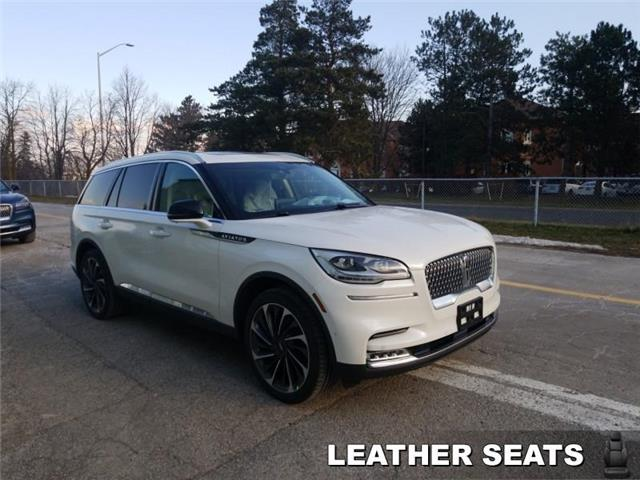 2020 Lincoln Aviator Reserve (Stk: 20AV0357) in Unionville - Image 1 of 13