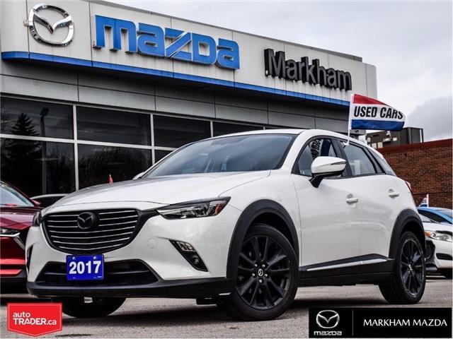 2017 Mazda CX-3 GT (Stk: P1934) in Markham - Image 1 of 27