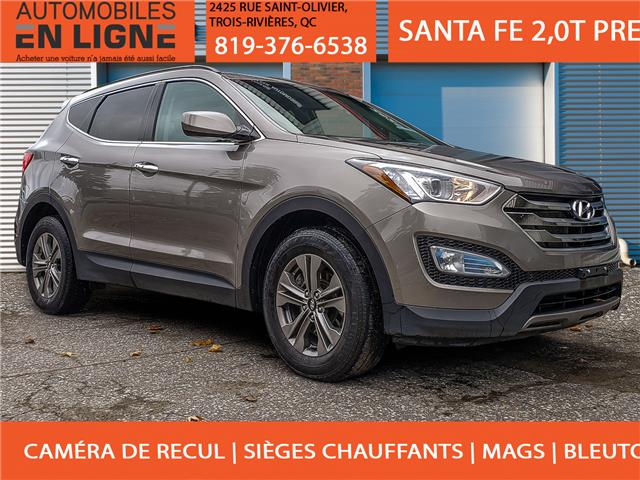 2016 Hyundai Santa Fe Sport 2.0T Premium (Stk: 379915) in Trois Rivieres - Image 1 of 32