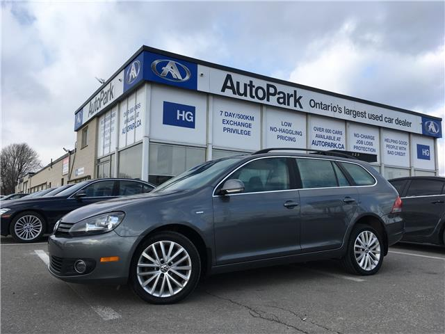 2014 Volkswagen Golf 2.0 TDI Wolfsburg Edition (Stk: 14-27434) in Brampton - Image 1 of 22