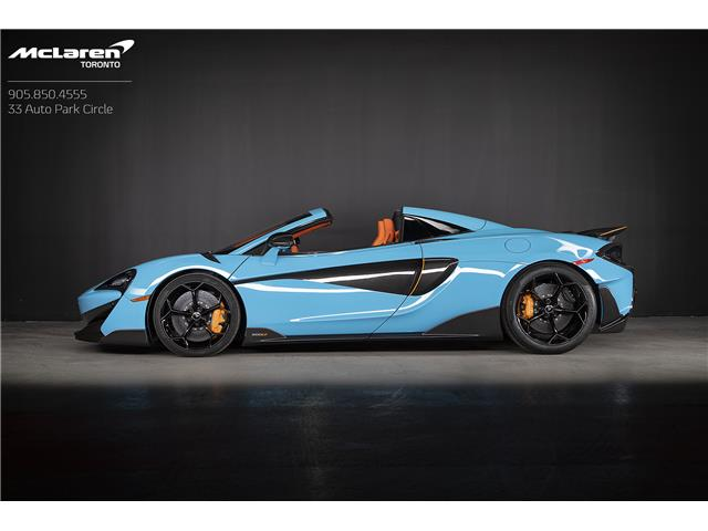 2020 McLaren 600LT SPIDER (Stk: LB001) in Woodbridge - Image 1 of 21