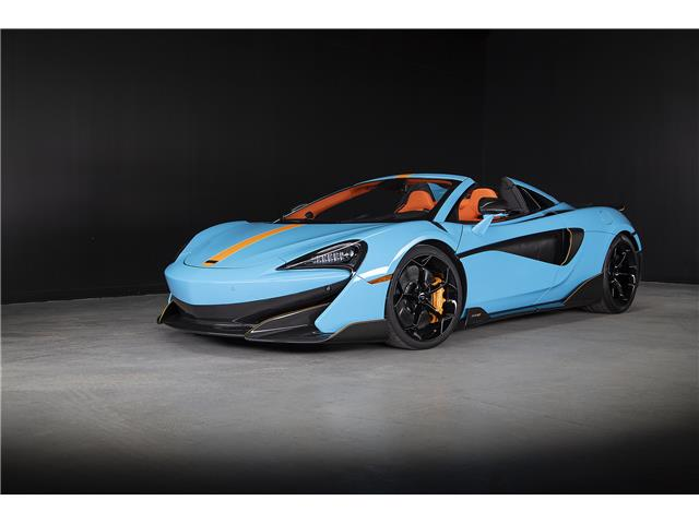 2020 McLaren 600LT SPIDER (Stk: LB001) in Woodbridge - Image 2 of 21