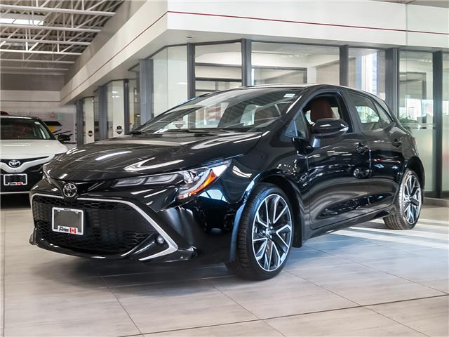 2019 Toyota Corolla Hatchback Base (Stk: 92208) in Waterloo - Image 1 of 18