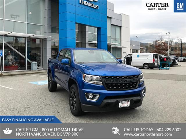 2020 Chevrolet Colorado LT (Stk: CL37360) in North Vancouver - Image 1 of 13